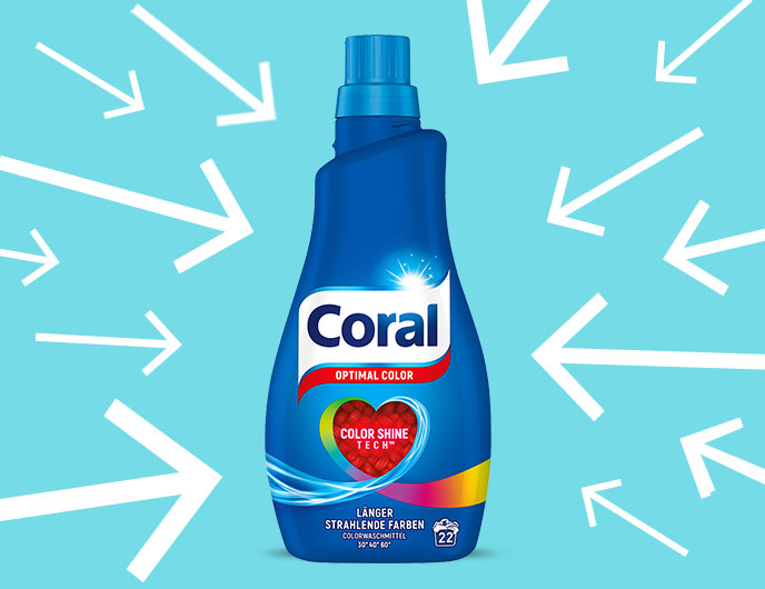 Coral Produkte